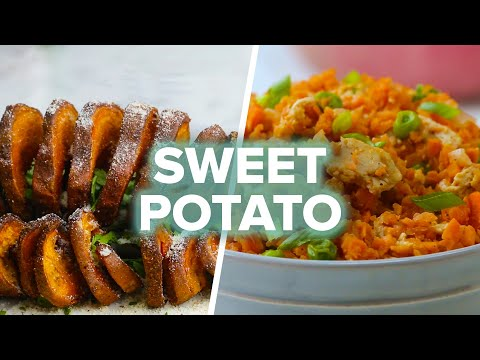 6 Delicious Sweet Potato Recipes