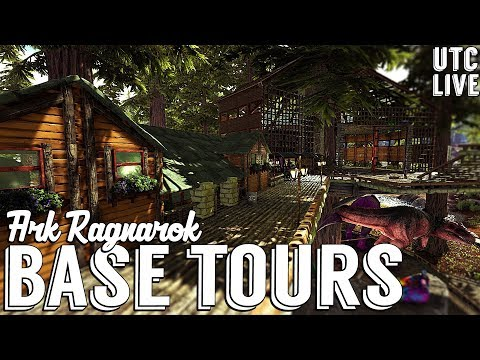 Skyfall Tree Platform Base by Jayla :: Ragnarok Base Tours :: Geeks Network :: Ark Ep. 26