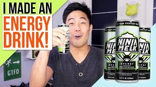 I Made an Energy Drink!?