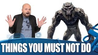 7 Foolish Things Every Gamer Knows You Must Never Do