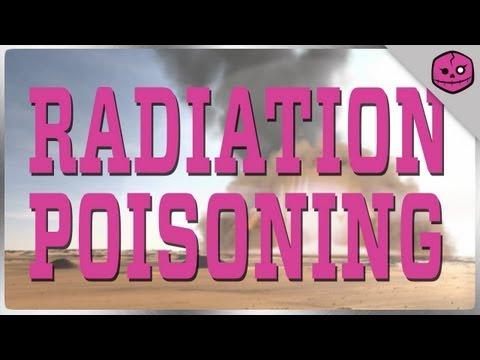 Radiation: You'll Wish you Died in the Explosion!
