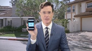 Introducing The New Voice Of Waze, Stephen Colbert
