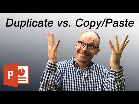 Duplicate vs  Copy and Paste (Which One is Better)