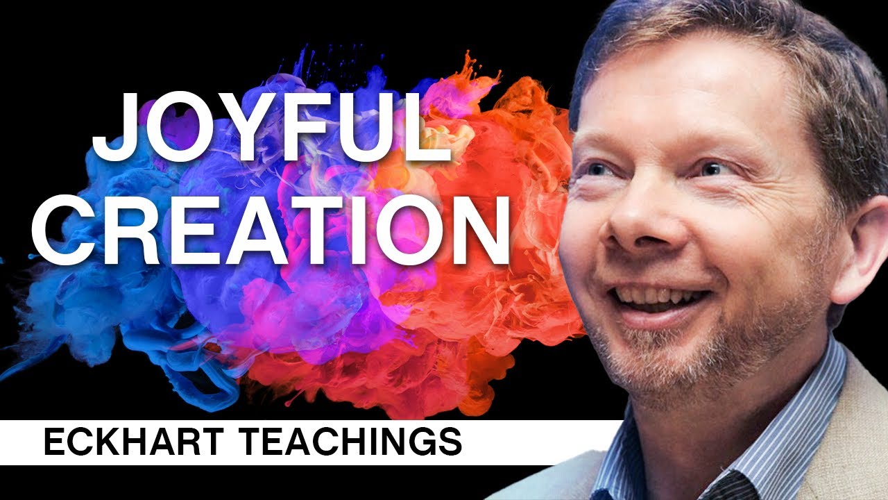 The Key to Conscious Creativity | Eckhart Tolle Teachings