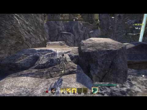 The Elder Scrolls Online: Craglorn Skyshard 17