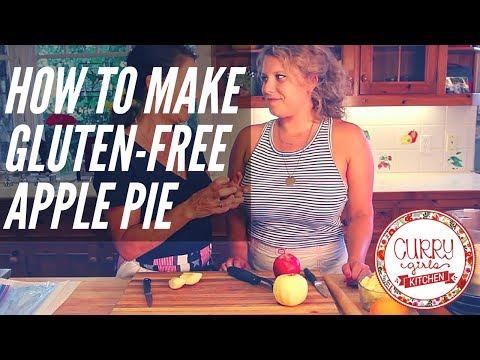 Apple Pie (gluten free)