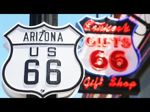 Ghosts on Route 66 - TMOW