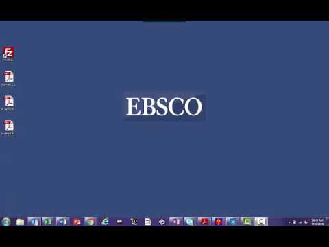 EBSCO Publisher Partners: FTP Delivery Using FileZilla (Mac or PC)