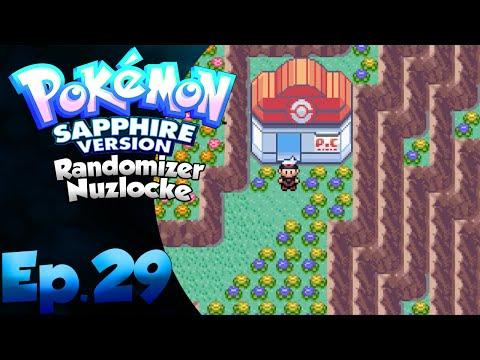 Pokemon Sapphire Randomizer Nuzlocke w/ToxinStorm Ep.29