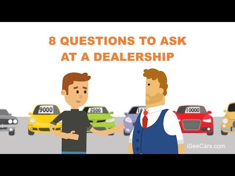 8 Questions to Ask Before Buying a Used Car from a Dealership