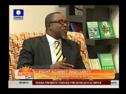 Lawyer Describes Fight Against Corruption In Nigeria As Cosmetic - Part 3