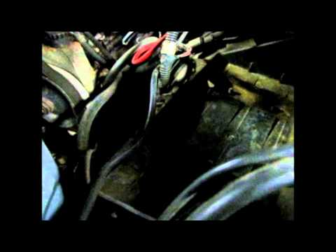 Dodge Ram - Electrical System Test - Cleaning Up Connections