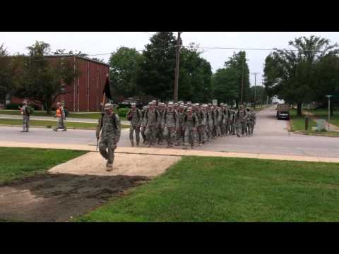 We Don't Need No March -- Ft. Leonard Wood