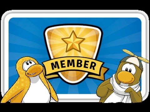 Club Penguin Free Membership Giveaway December 2014