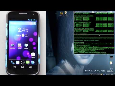 How To Unroot and Flash the Galaxy Nexus Stock (Android 4.2.1 Jelly Bean)