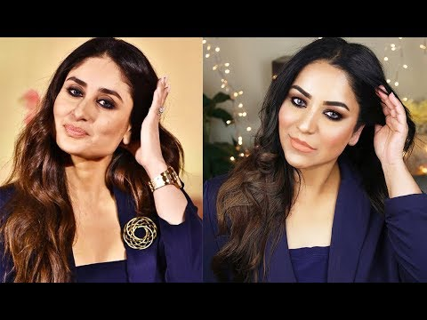 Kareena Kapoor complete Makeup and Hairstyle | Veere Di Wedding trailer launch