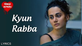 Kyun Rabba - Türkçe Altyazılı | 💓 Armaan Malik 💓 | Badla