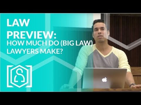 How Much Money Do Lawyers Make?
