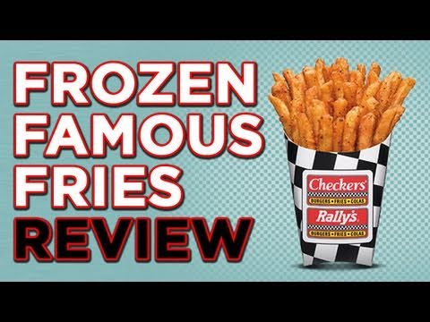 Checkers/Rally's Frozen Famous Fries Video Review: Freezerburns (Ep438)