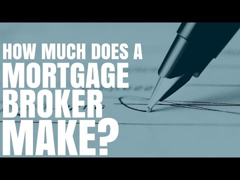 How Much Does A Mortgage Broker Make? (Ep172)
