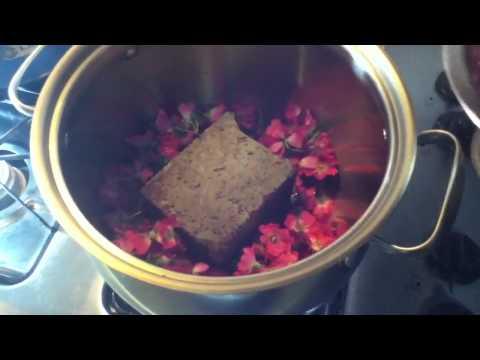 How To Make Rose Water & Toner : Tutorial
