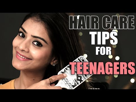 Hair Care Tips For Teenagers | Summer Hair Care Tips | Beauty Hacks For Teenagers | Foxy Makeup