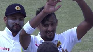Day 2 1st Test Sri Lanka Vs New Zealand At Galle Highlights