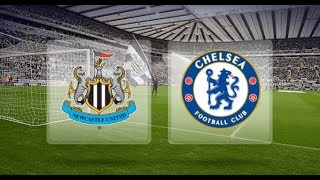 Newcastle vs Chelsea - Premier League |Highlights & Full Match - Pes 2019 |Game Pc