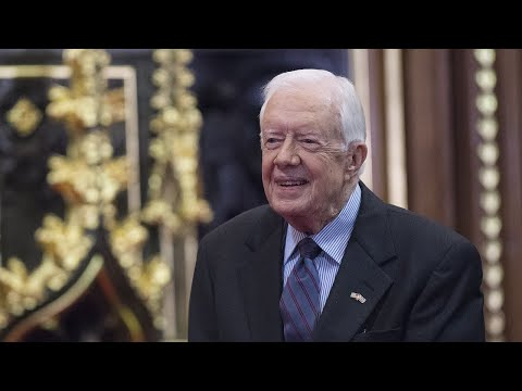 Jimmy Carter wants to go to North Korea again