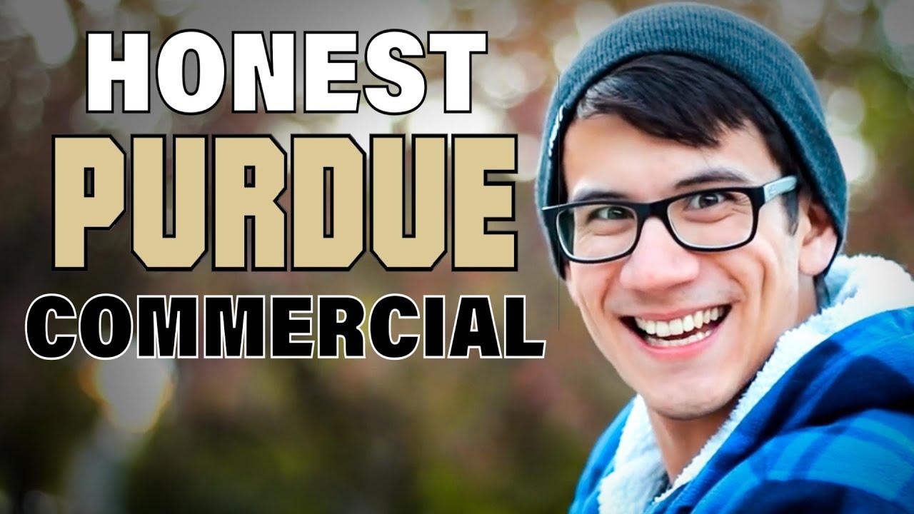 Honest Purdue Commercial