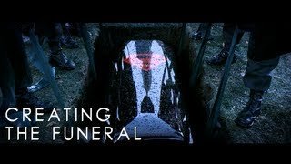 Superman: Doomsday - BTS Vol 2 - Creating Funeral for a Friend