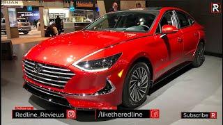 2020 Hyundai Sonata Hybrid – Redline: First Look – 2020 CAS