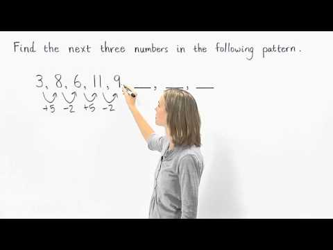 Number Patterns | MathHelp.com