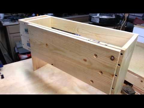 CNC Mill Y Axis Build