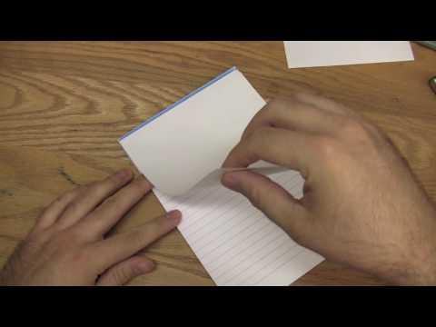 Ink Blot #13: Tear Off Tip