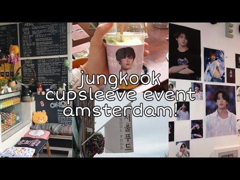 Xxx Mp4 Jungkook Birthday Cupsleeve Event In Amsterdam Sunshinechim 3gp Sex