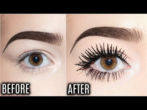 How I Grew My Eyelashes + Mascara Tips and Tricks