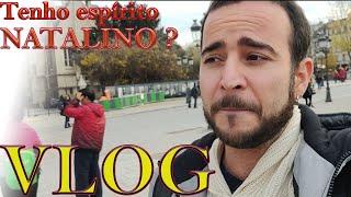 Espírito De Natal | Vlogging | VirÔ Paris