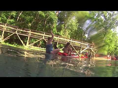 Snorkeling At Blue Springs State Park Florida