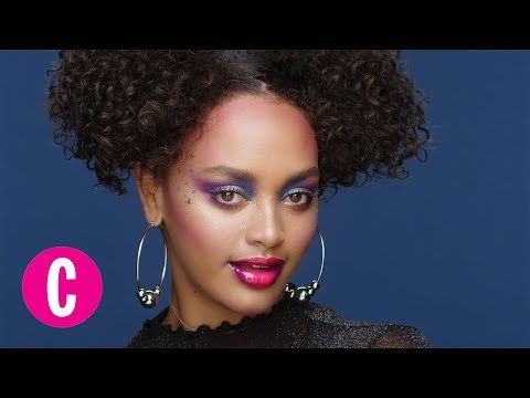 Three Galaxy Glam Looks That'll Rock Your World   Cosmopolitan + Maybelline