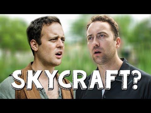 Skycraft? - Bored Ep 106 | Viva La Dirt League (VLDL)