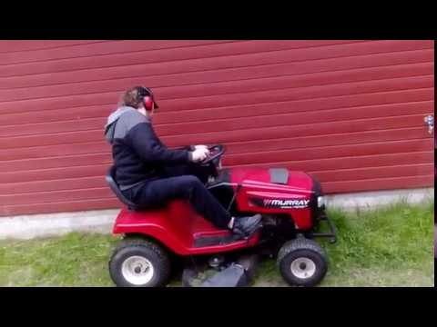Trimmer for lawn mower