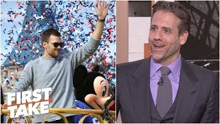 Being Patriots' 'hater of the year' is an honor - Max Kellerman | First Take