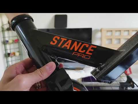 Unboxing MONGOOSE Stance Pro Freestyle Blk/Or Dialed Scooter Check! 11 23 2017