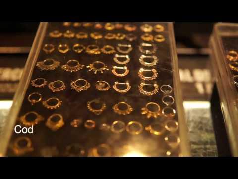 GRATIS VERZENDING - Piercings Works Amsterdam