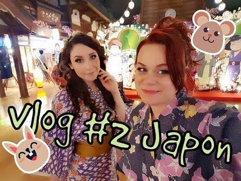Vlog 2 Japon - ikebukuro- hacosstadium- Disney resort