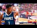 New York Knicks News Frank Ntilikina Highlights Vs Tunisia FIBA World Cup Friendly Match 8 7 19