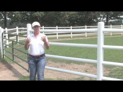 Horse Fencing: Building Safe Fences