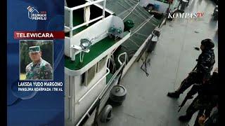 Kapal Vietnam Tabrak Kapal TNI AL, Ini Tanggapan Susi dan Pangkoarmada I