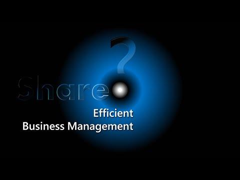 SharePoint Part 15   Efficient Business Management